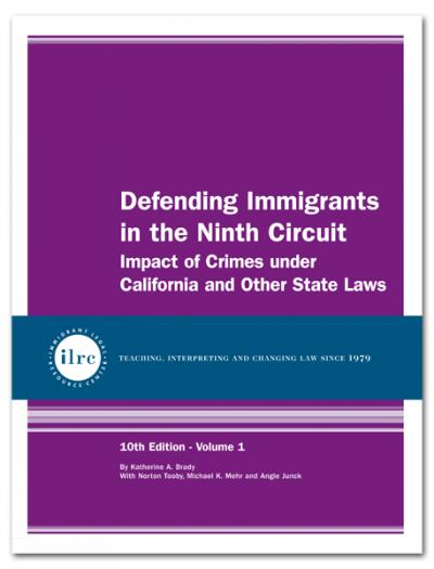 Defending Immigrants in the Ninth Circuit