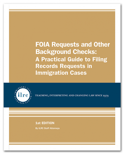 FOIA Requests and Other Background Checks, 1st Edition, 2017