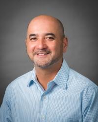Byron Spicer, Finance Coordinator