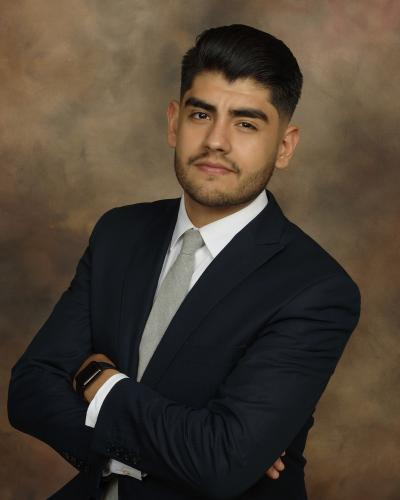 Abraham Bedoy, Legal Outreach Coordinator