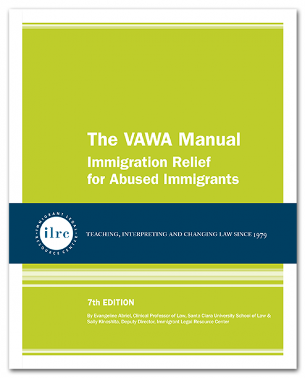 The VAWA Manual, 7th Edition, 2017