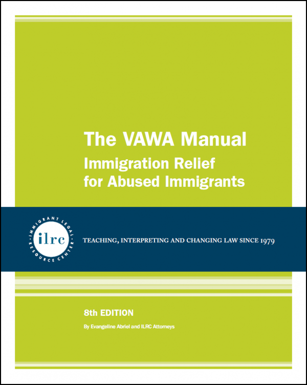 The VAWA Manual, 8th Edition, 2020